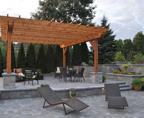 impressive patio pavers method seattle rustic exterior