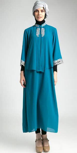 trend model baju dress muslim modern  model baju
