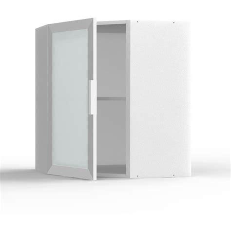 meuble haut d angle cuisine meuble haut d 39 angle idéa l40xh71 5xp29 5 70 203 cuisine