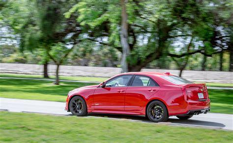 Lowered Cadillac Ats by 2017 Cadillac Ats V Review Gtspirit