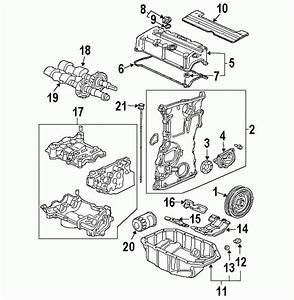 2005 Honda Civic Parts Diagram