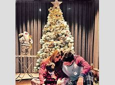 Barcelona ace Lionel Messi gets set for Christmas with his