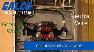 Home Wiring Ground Vs Neutral