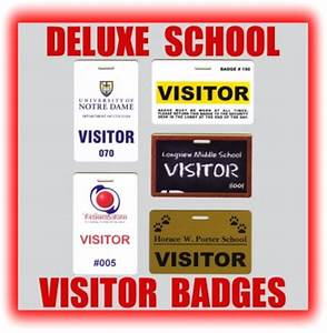 the gallery for gt school pass With visitor pass template