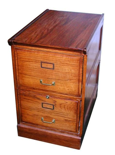 side table file cabinet two drawer oak file cabinet shop rubylane