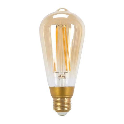 l light bulb globe electric 60w equivalent soft white 2200k vintage
