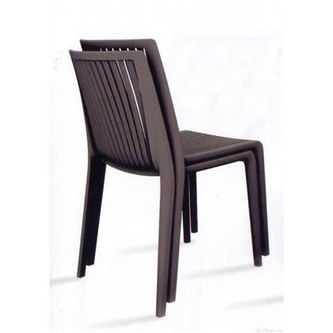 chaise plastique design davaus chaise cuisine plastique avec des idées