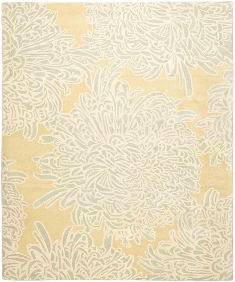 Safavieh Martha Stewart by Rug Msr4542d Chrysanthemum Martha Stewart Area Rugs By