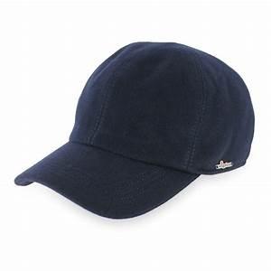 wigens corcoran wool ear flap baseball cap