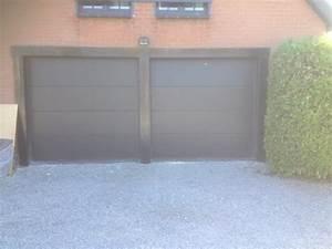 portes de garage a marquain wallonie sectionnelles With porte de garage sectionnelles