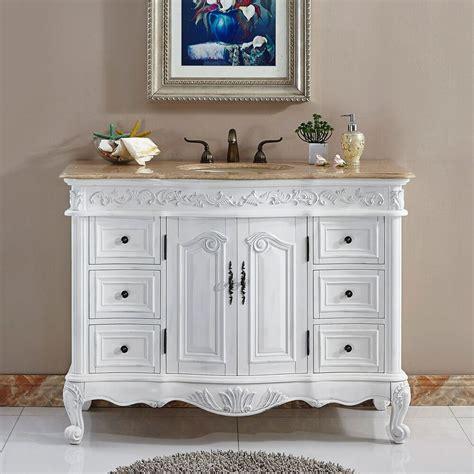 lavatory bathroom single sink vanity cabinet