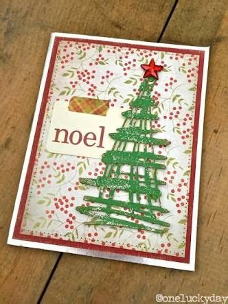 tim holtz festive scribbles cards projects google search