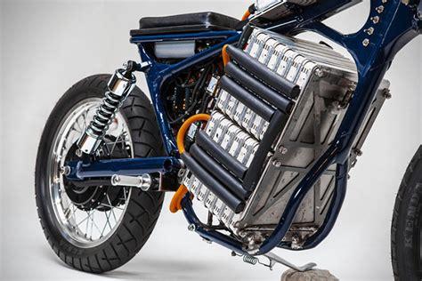 Suzuki Leafy Savage By Night Shift Bikes