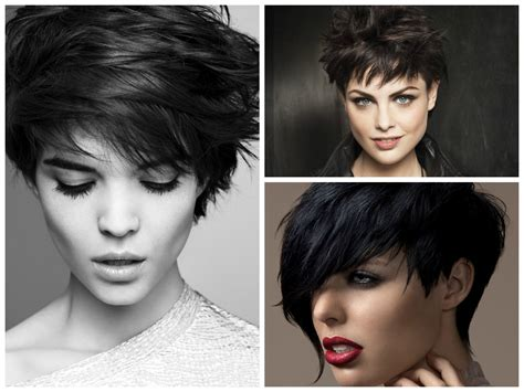 chunky  jagged layers   trend women hairstyles