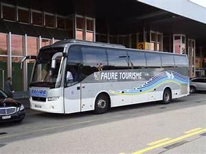 Volvo Felix Faure : volvo 9900 de l 39 entreprise faure tourisme photographi le devant l 39 a roport ~ Gottalentnigeria.com Avis de Voitures