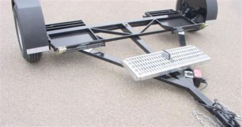car tow dolly  motorhome upgrades pinterest