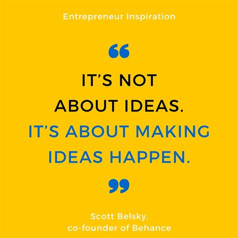 Belsky-entrepreneur-inspirational-quote - Answering