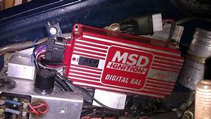 Msd 6al On A 1983 Euro 930