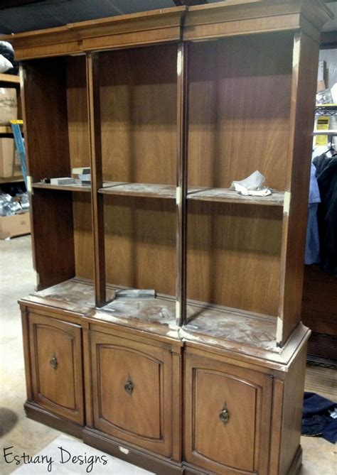 china cabinet hutch debut china cabinet transformation estuary designs