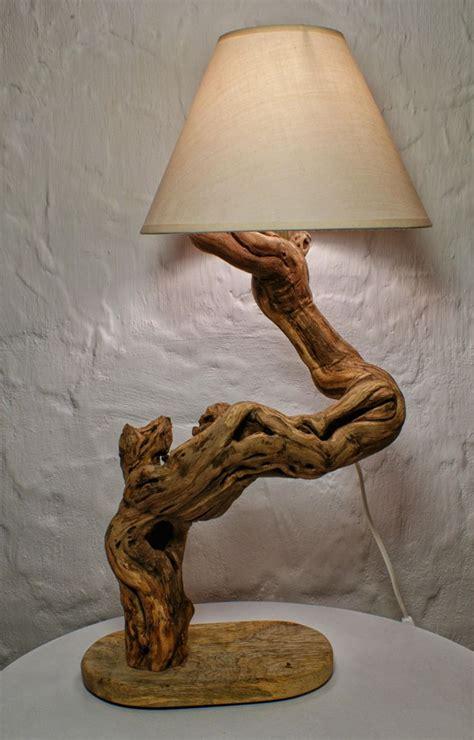 Sculpture Lamp by Driftwood Lamp Sculpture Natural Design Driftwood