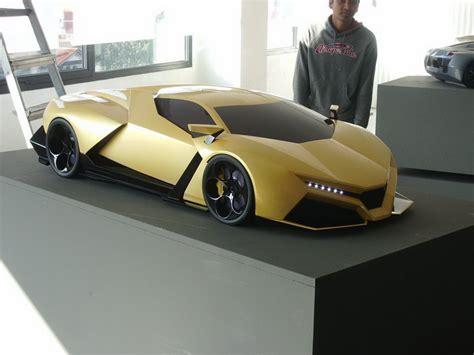 lamborghini cnossus supercar concept lamborghini cnossus student design concept inspired from