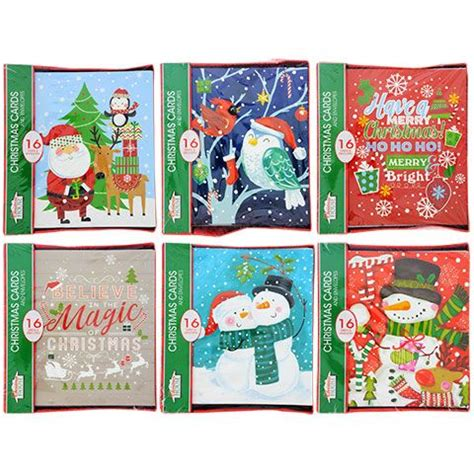 Elegant, sophisticated, classic, cool, announcements Bulk Christmas House Boxed Christmas Cards with Envelopes, 16-ct. Boxes at DollarTree.com ...