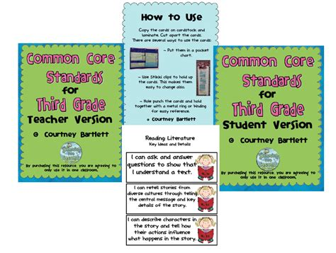 Common Core For Third Grade  Swimming Into Second
