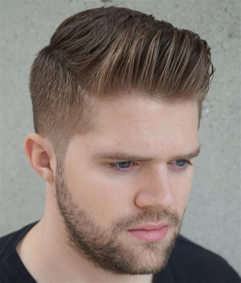 superb comb  hairstyles  men