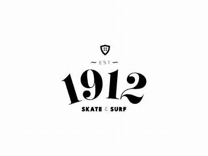 Logos 2008 Since Typography Behance