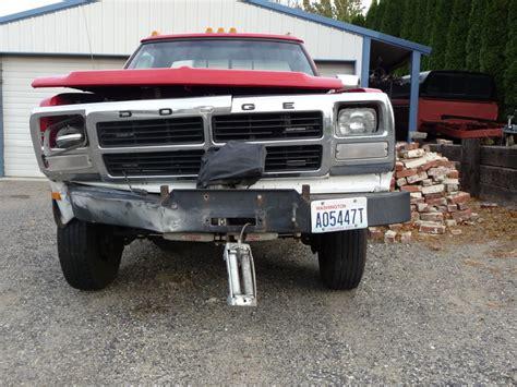 fixed wrecked truck dodge diesel diesel