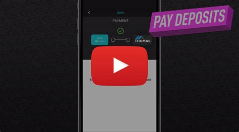 deposits pay gavl