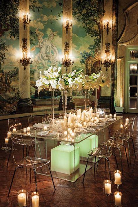 hot acrylic wedding ideas   modern weddings