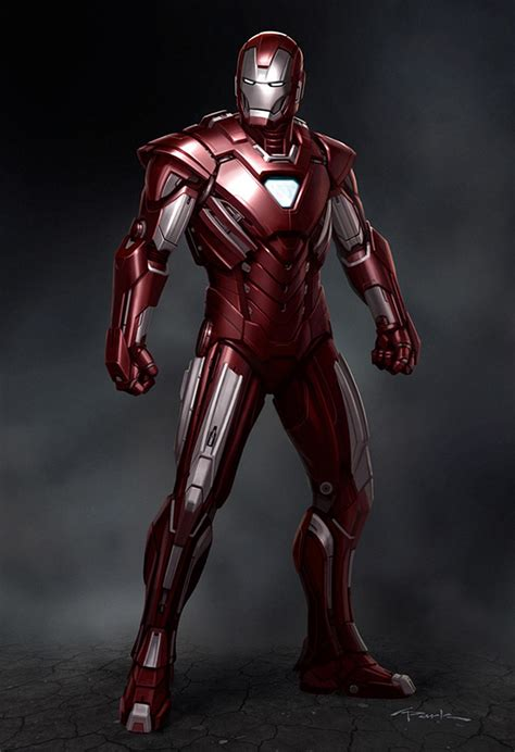 Iron Man Artwork by Iron Man 3 Armor Concept Designs By Andy Park Concept