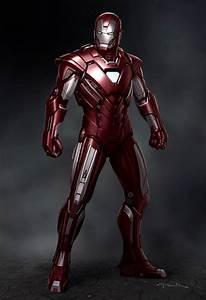 Iron Man 3 Armor Concept Designs by Andy Park | Concept ...