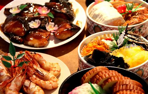 japanese cuisine japanese traditional food for year peachykeen103
