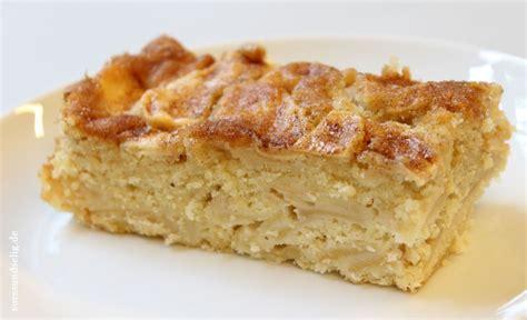 Kuchen Nach by Schwedischer Apfelkuchen Nach Omas Rezept Saftiger Geht