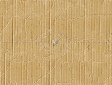corrugated cardboard texture seamless