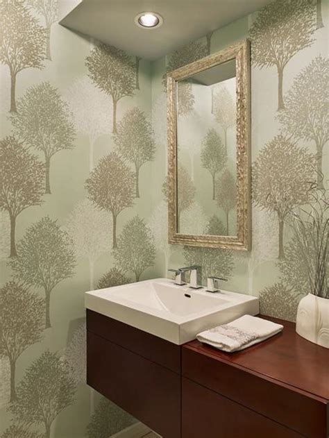 modern wallpaper designs waterproof ideas  bathroom wall decoration