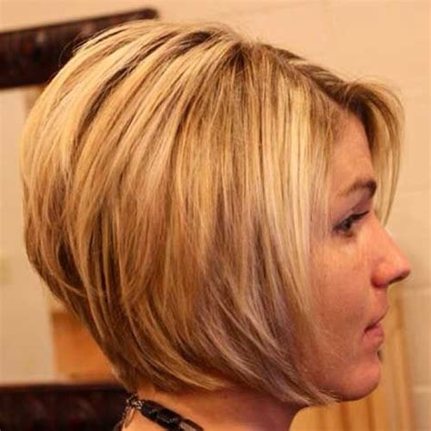 hair styles layered 20 best stacked layered bob bob hairstyles 2015 1799