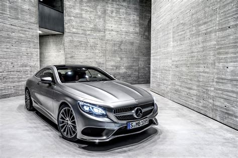 Mercedes Benz S-class Coupe (c217) Specs & Photos