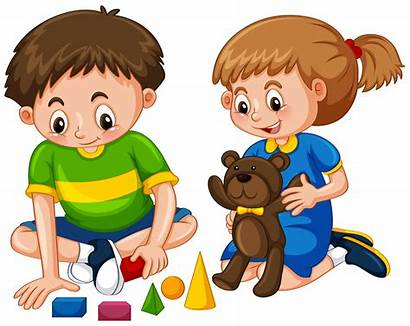 Clipart Play Toys Boy Vector Graphics