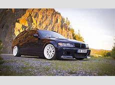 My Orientblau E46 Touring StanceWorks BMW Pinterest