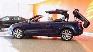 Volkswagen Eos Occasion : volkswagen eos occasion 2 0 16s tdi 140 cr fap carat dsg6 bleu shadow 5225 youtube ~ Gottalentnigeria.com Avis de Voitures