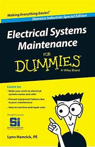 Shermco U0026 39 S Lynn Hamrick Authors  U201celectrical Systems