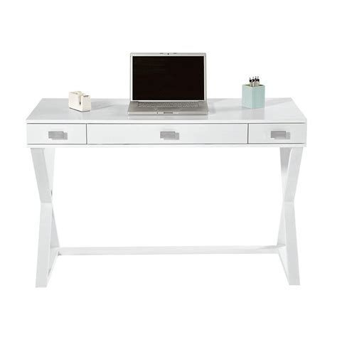 office depot white desk see jane work kate writing desk 30 h x 47 from office depot