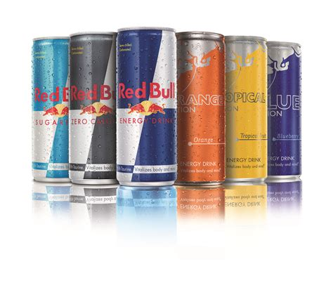 Red Bull - Richmond Marketing