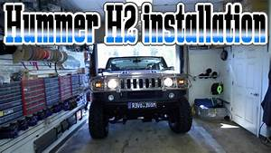 The Hummer H2 Make Over Car Stereo Installation