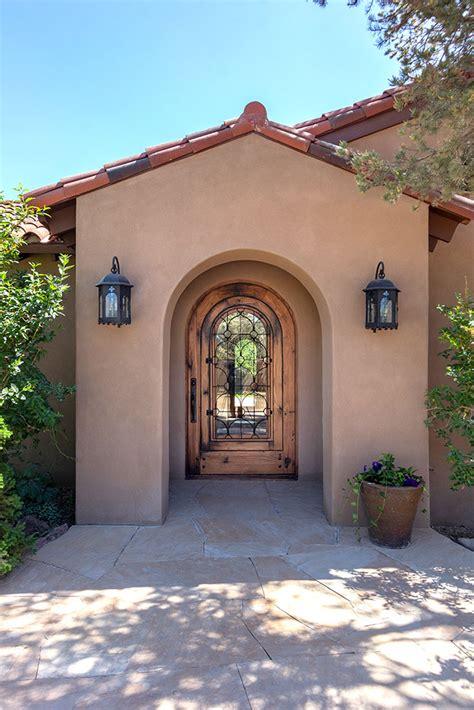 Arched Front Entry - La Puerta Originals