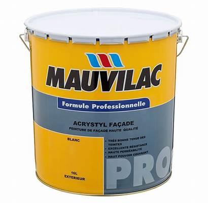 Facade Mauvilac Precolor Catalogue Impression Couche Sous