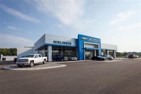 Hirlinger Chevrolet  Chevrolet, Service Center